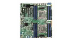 Материнская плата Intel S2600CWTSR 2*LGA2011-3, C610, 16*DDR4(2133), 10*SATA 6G, 2*10Glan, 6*PCI-E, 4*USB 3.0