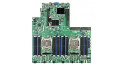 Материнская плата Intel S2600WTTR LGA2011, C612, 24xDDR4 RDIMM 2400MHz, SAS/SATA RAID 0,1,10, LAN 2x1GB/s