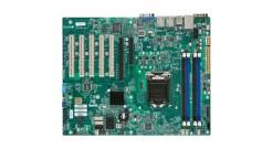 Материнская плата Supermicro MBD-X10SLA-F-B C222 S1150 ATX BLK Intel C222 LGA115..