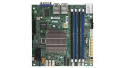 Материнская плата Supermicro MBD-A2SDI-8C-HLN4F-O - Mini-ITX, Atom™ C3758, 4xDDR..