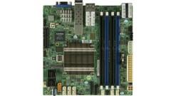 Материнская плата Supermicro MBD-A2SDI-H-TP4F-O - Mini-ITX, Atom™ C3958, 4xDDR4 ..