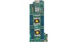 Материнская плата Supermicro MBD-X10DRFR-NT-P Intel C612 Expres, LGA2011-3, 16xDDR4 2400/2133/1866/1600 МГц RDIMM/LRDIMM/ECC USB 3.0, COM, 3xRJ45, Video, LAN Gigabit, RAID SATA 0, 1, 5, 10