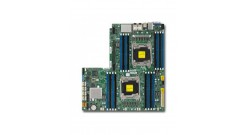 Материнская плата Supermicro MBD-X10DRW-ET-O Soc-2011 iC612 16xDDR4 10xSATA3 SATA RAID iX540 2х10GgbEth OEM