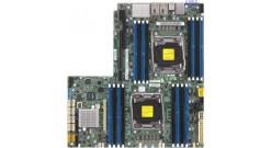 Материнская плата Supermicro MBD-X10DRW-NT-O Dual socket R3 (LGA 2011), C612 chipset, Up to 2TB ECC 3DS LRDIMMm, X540 Dual port 10GBase-T, 10x SATA3 (6Gbps); RAID 0, 1, 5, 10