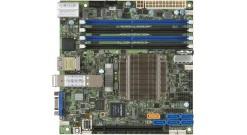 Материнская плата Supermicro MBD-X10SDV-8C-TLN4F+-O motherboard Mini-ITX SoC Xeo..