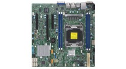 Материнская плата Supermicro MBD-X11SRM-F-B microATX, LGA2066, iC422, 4xDDR4, 2x..