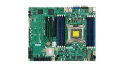 Материнская плата Supermicro MBD-X9SRI-O Intel C602, LGA2011, SATA 3.0, Video, LAN Gigabit, RAID SATA 0, 1, 5, 10