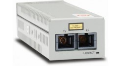 Медиаконвертер Allied Telesis AT-DMC100/SC-50 Desktop Mini 100TX to 100FX SC Con..