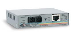 Медиаконвертер Allied Telesis AT-FS232/1-60 Fast Ethernet 10/100TX100FX (SC) 15k..