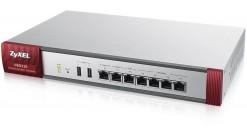 Межсетевой экран Zyxel USG210 с набором подписок на 1 год (AS,AV,CF,IDP), Rack, ..