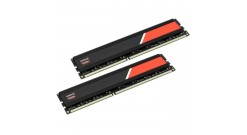 Модуль памяти AMD Radeon R7 Performance Series R7416G2400U2K DDR4 - 2x 8Гб 2400,..