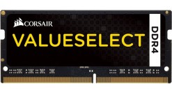 Модуль памяти CORSAIR CMSO16GX4M1A2133C15 DDR4 - 16Гб 2133, SO-DIMM, Ret..