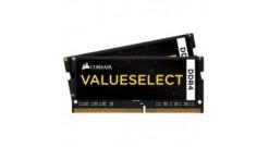 Модуль памяти CORSAIR CMSO16GX4M2A2133C15 DDR4 - 2x 8Гб 2133, SO-DIMM, Ret..