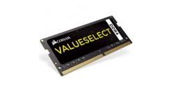 Модуль памяти CORSAIR CMSO8GX4M1A2133C15 DDR4 - 8Гб 2133, SO-DIMM, Ret..