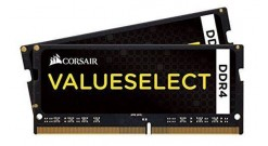 Модуль памяти CORSAIR CMSO8GX4M2A2133C15 DDR4 - 2x 4Гб 2133, SO-DIMM, Ret..