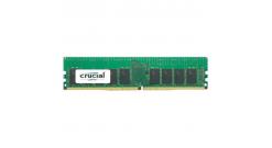 Модуль памяти Crucial 16GB DDR4 2400MHz PC4-19200 UDIMM ECC CL17 DR x8 VLP (CT16..