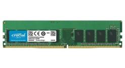 Модуль памяти Crucial 16GB DDR4 2666MHz PC4-21300 UDIMM ECC CL19 DRx8 (CT16G4WFD..