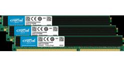 Модуль памяти Crucial 24GB DDR3 Kit (8GBx3) 1866MHz PC3-14900 RDIMM ECC Reg DR x..