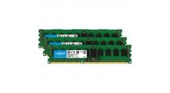 Модуль памяти Crucial 24GB DDR3L Kit (8GBx3) 1600MHz PC3-12800 UDIMM ECC DRx8 (C..