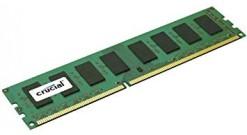 Модуль памяти Crucial 4GB DDR3L 1600MHz PC3-12800 RDIMM ECC Reg SR x4 240p (CT4G..