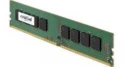 Модуль памяти Crucial 16GB DDR4 2133MHz PC4-17000 UDIMM ECC DR x8, 1.2V CL15 (CT..