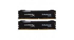 Модуль памяти Kingston 16GB 2400MHz DDR4 CL12 DIMM (Kit of 2) XMP HyperX Savage ..