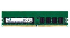 Модуль памяти Samsung 8GB DDR4 2400MHz PC-19200 UDIMM ECC (M391A1K43BB1-CRCQ0)..