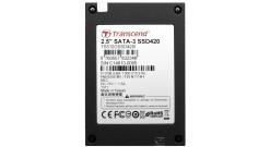 Накопитель SSD 512GB индустриальный Transcend 420 -40°C ~ 85°..