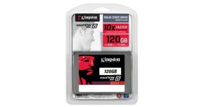 """Накопитель SSD Kingston 120GB Now V300, 2.5"""""""", SATA, [R/W - 450/450 MB/s]"""