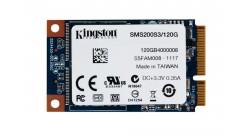 Накопитель SSD Kingston 120GB SSDNow SMS200 SATA mSATA