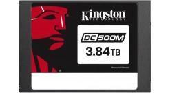 """Накопитель SSD Kingston 3.84TB DC500M 2.5"""" SATA SSD (R555/W520MB/s) 1,3DWPD (Mixed-Use)"""