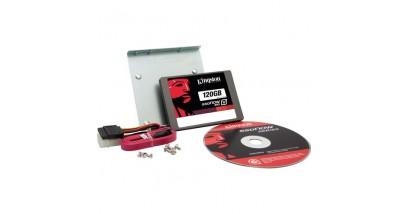 """Накопитель SSD Kingston 60GB Now V300, 2.5"""""""", SATA III, [R/W - 450/450 MB/s] (Комплект для ПК)"""