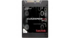 "Накопитель SSD SanDisk CloudSpeed Eco Gen. II 2.5"""" 480GB SSD, SATA 6Gb/s, Read/Write: 530/460 MB/s, IOPS: 76K/14K, 15nm MLC, FRAME, S.M.A.R.T., Write cache immunity"
