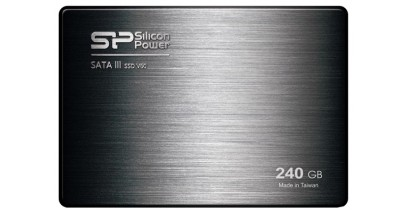 "Накопитель SSD Silicon Power 240GB SATA Velox series V60 2.5"""" w490Mb/s"