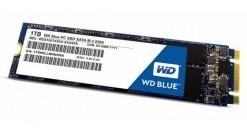 Накопитель SSD WD 1TB SATA M.2 Blue (R545/W525Mb/s, TLC, 6Gb/s, 2280) (WDS100T1B..
