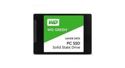 Накопитель SSD WD 120GB SATA WDS120G1G0A Green 2.5