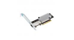 Сетевой адаптер Asus PEB-10G/57811-1S 10GbE SFP+ Network Adapter, Fiber; Single ..