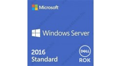 ПО DELL MS Windows Server 2016 Standard Edition 16xCORE ROK (for DELL only) (ana..