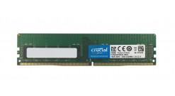 Модуль памяти Crucial 16GB DDR4 2400MHz PC4-19200 UDIMM ECC CL17, 1.2V, DRx8 (CT..