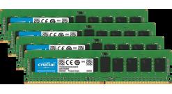 Модуль памяти Crucial 16GB DDR4 2666 DIMM Server Memory CT4K4G4WFS8266 ECC, CL19..