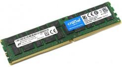 Модуль памяти Crucial 32GB DDR4 2400MHz PC4-19200 LRDIMM ECC Reg CL17, 1.2V, DRx..