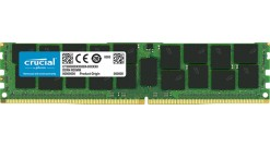 Модуль памяти Crucial 16GB DDR4 2666MHz PC4-21300 RDIMM ECC Reg CL19, 1.2V, SRx8..