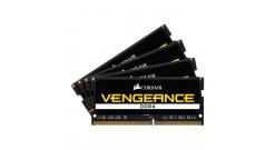 Модуль памяти CORSAIR DDR4 4x16Gb 2400MHz CMSX64GX4M4A2400C16 RTL PC4-19200 CL16..
