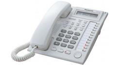Системный телефон Panasonic KX-T7730/X <White> аналоговый