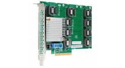 Переходная плата HPE 867806-B21 DL38X Gen10 1-port 3x8 SAS Riser