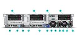 Переходная плата HPE 875780-B21 DL38X Gen10 2x8 PCIe Tertiary Kit
