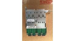 Переходная плата Supermicro AOM-SAS3-16I16E-LP 16-port Mini SAS HD Int-to-Ext cable adapter w/ LP bracket