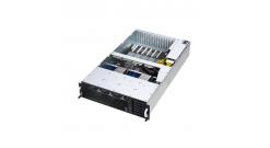 Серверная платформа Asus ESC8000 G3 4U (with cover, 3U+1U), LGA2011, Z10PG-D24, ..
