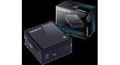 Платформа Gigabyte GB-BACE-3160, Intel® Celeron® J3160, 2.24GHz, 1xDDR3-1600 SO-..