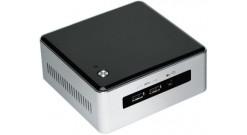 Платформа INTEL NUC BOXD34010WYKH2 i3 4010U (1.7)/GMA 4400/No OS/65W/black/silve..
